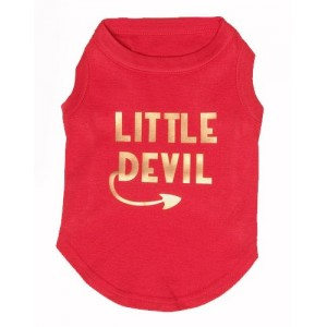 Little Devil Dog Tshirt